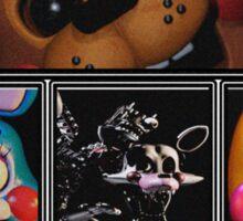 Five nights at Freddy's 2 Sticker