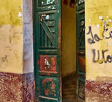 Doors of Bolivia by lenscraft