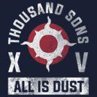 Thousand Sons XV (pre-heresy) - Warhammer by Groatsworth