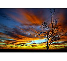 Australian Sunrise Photographic Print