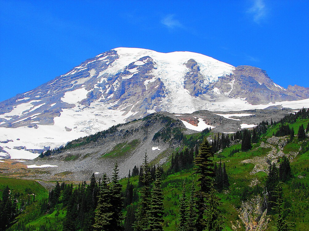 Mount Rainier 541 by jduffy111