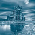 Moon Pool Whitby Abbey by spemj