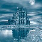 Moon Pool Whitby Abbey by spemj