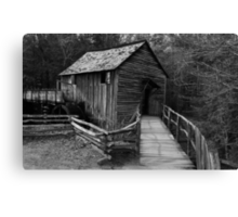 John Cable Mill  Canvas Print