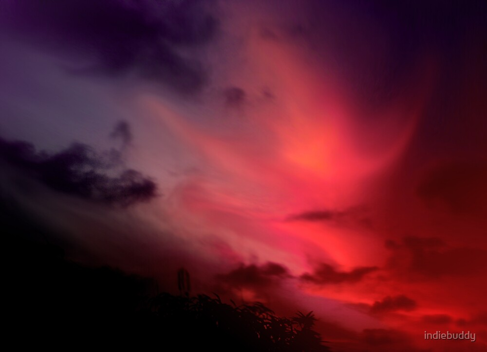 Fire in the Sky by indiebuddy