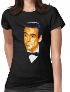 bond james bond Womens Fitted T-Shirt
