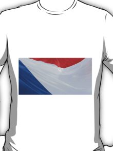 Dutch flag/French tricolor T-Shirt