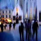 Urban moments by Bluesrose
