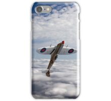 Slipping the surly bonds iPhone Case/Skin