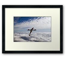 Slipping the surly bonds Framed Print
