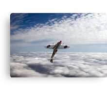 Slipping the surly bonds Canvas Print