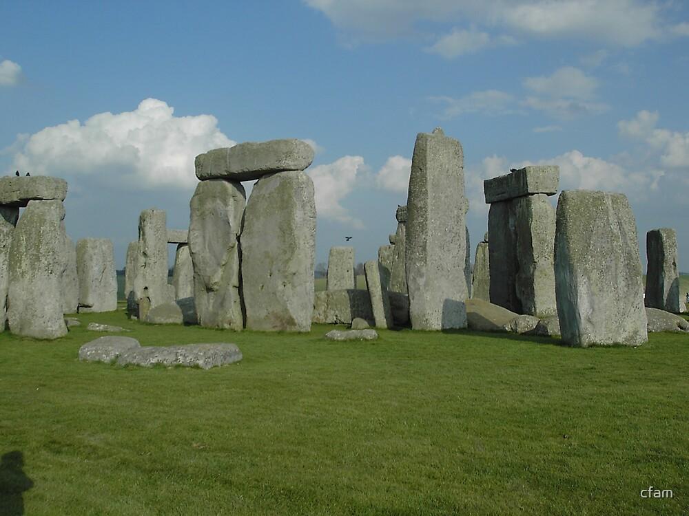 Stonehenge 1 by cfam