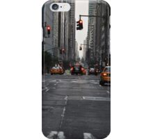 New York City - The City That Never Sleeps iPhone Case/Skin