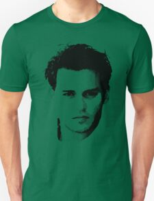 johnny depp t-shirt Unisex T-Shirt