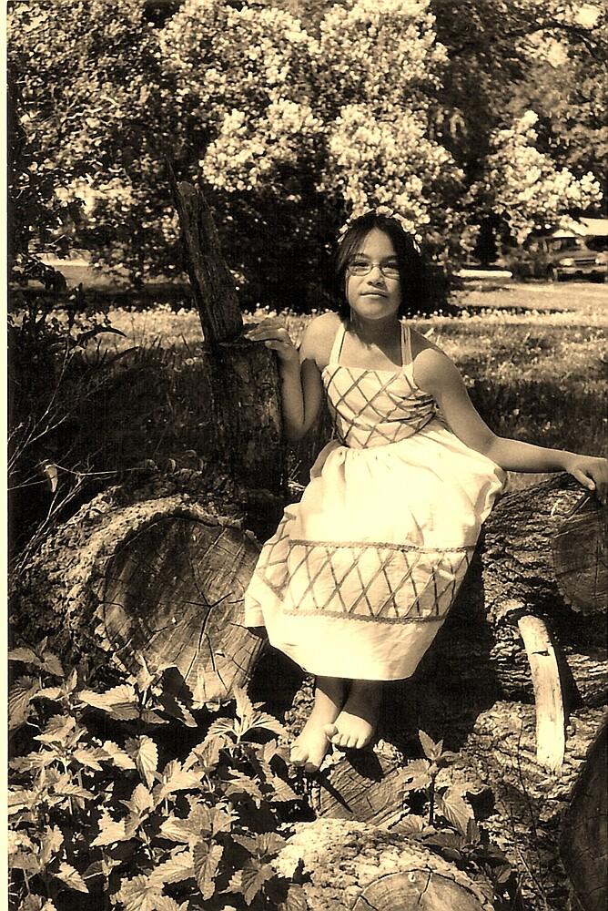 The Beauty of Sidney Jade Ibarra by Raquel