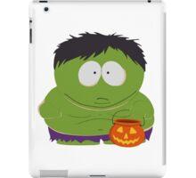 Cartman Halloween Hulk iPad Case/Skin