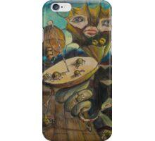 Kurtz iPhone Case/Skin