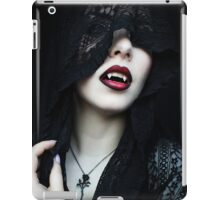 Vampire Bride iPad Case/Skin