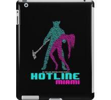 Do You Like Hurting Other People? iPad Case/Skin