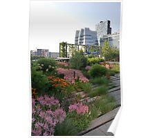 High Line Park - New York City Poster