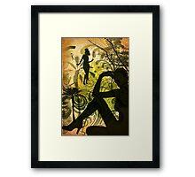 cuba Framed Print