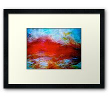 "Abstract...The ""Typhon"" Framed Print"