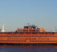 Staten Island Ferry by Robert Phelps