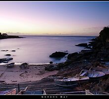 Gordons Bay by kong18097