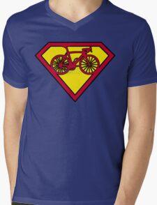 SuperBike Logo Mens V-Neck T-Shirt