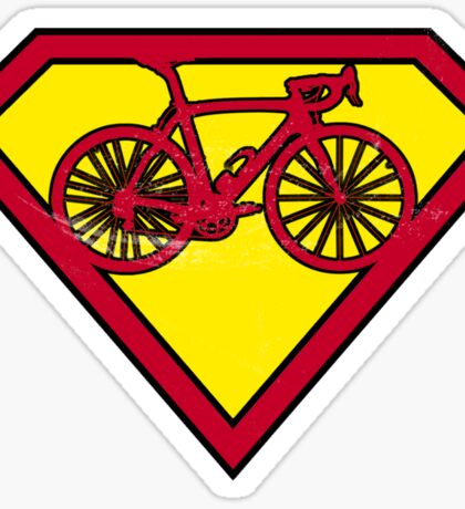 SuperBike Logo Sticker