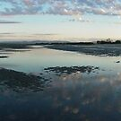 Mudflats sunrise by Jayson Gaskell