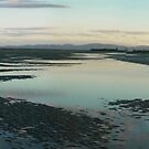 Mudflats sunrise 2 by Jayson Gaskell