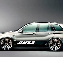 x5 ayes... by tsums