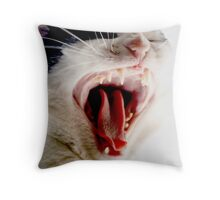 Aaaargh! Throw Pillow