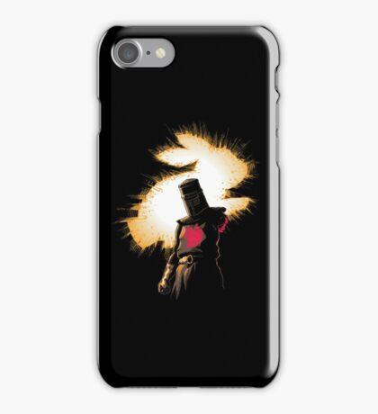The Black Knight Rises iPhone Case/Skin