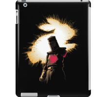 The Black Knight Rises iPad Case/Skin