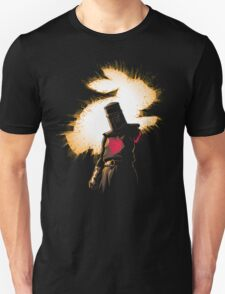 The Black Knight Rises Unisex T-Shirt