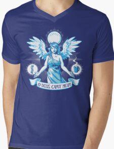 The Angel of Hangovers Mens V-Neck T-Shirt