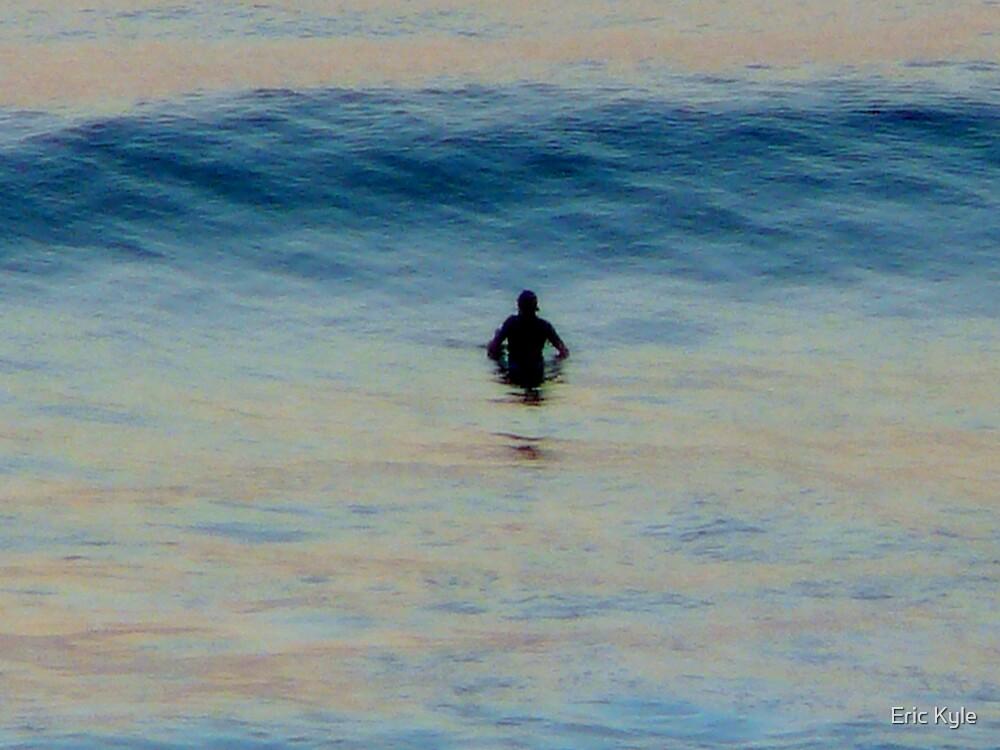 SUNRISE SURFER by Eric Kyle