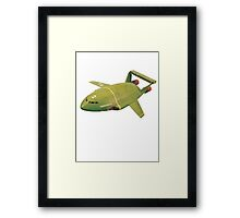 Thunderbird 2 Framed Print