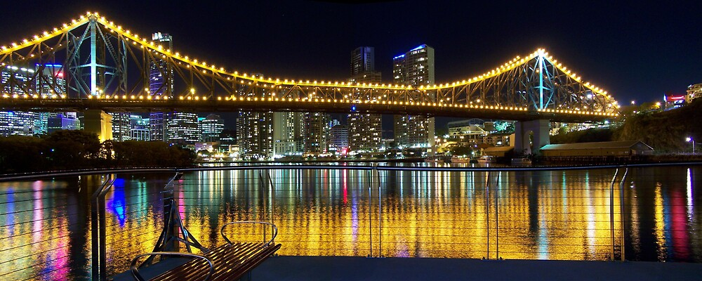 Another One of the Story Bridge, by aperture