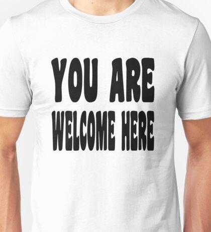 You Belong In America T Shirt Unisex T-Shirt