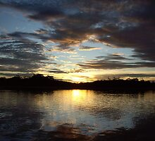 Lago Grande, Ecuador by Tim Robson