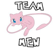 Team Mew by Dpeir1