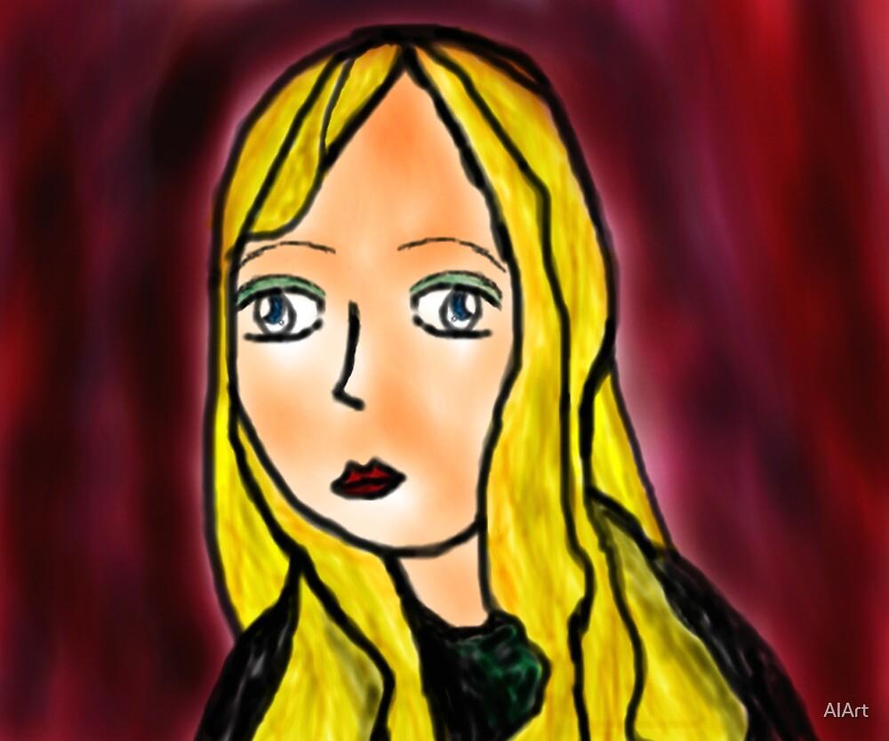 Juliet by AlArt