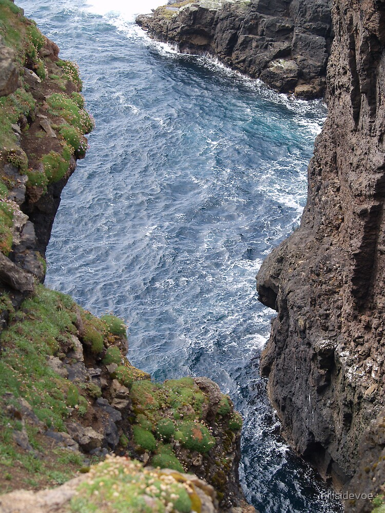 Eshaness Shetland by hillsidevoe