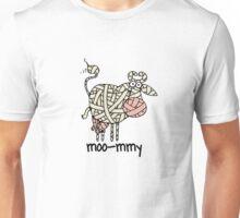 Moo-mmy Unisex T-Shirt