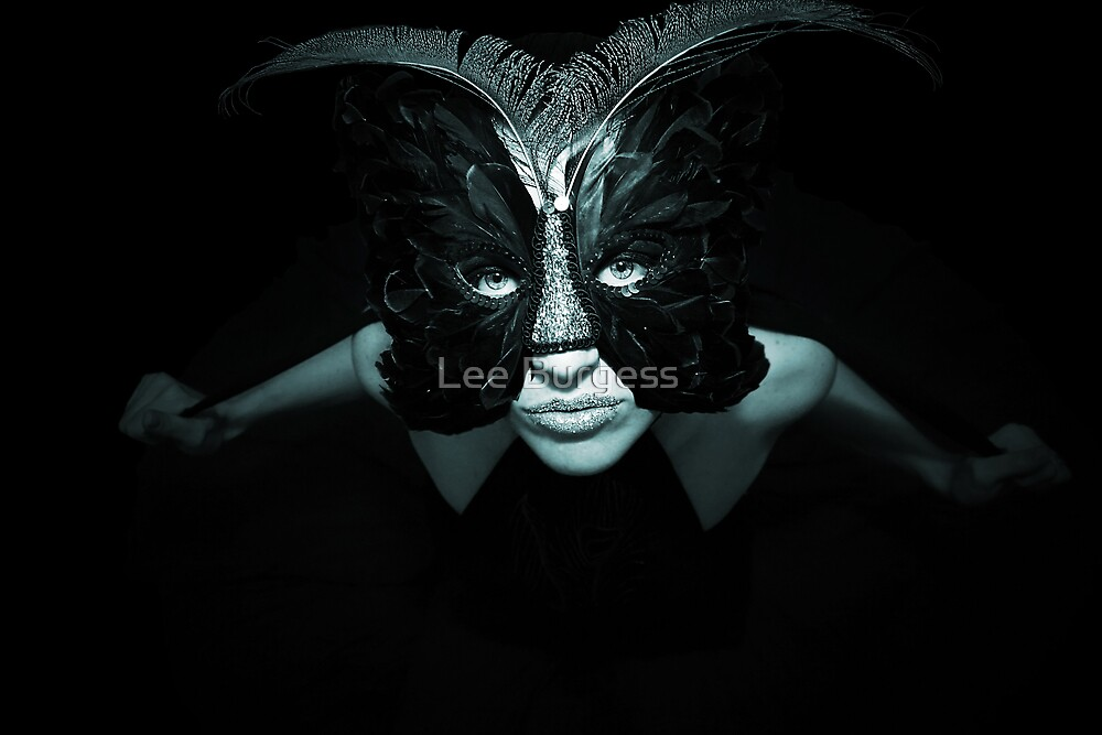 ...Emerging... by Lee Burgess