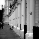 London Street by Matthew Bonnington