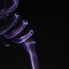 Black smoke 5 by Matthew Bonnington
